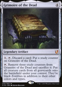 Grimoire of the Dead -