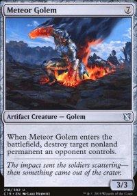 Meteor Golem - Commander 2019