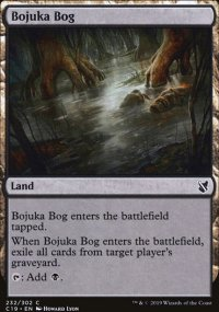 Bojuka Bog - Commander 2019
