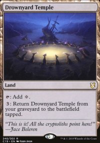 Drownyard Temple -
