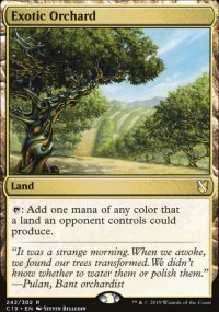 Exotic Orchard -