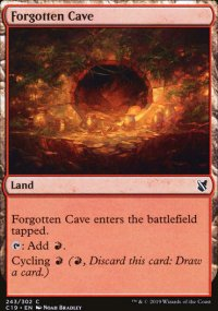 Forgotten Cave -