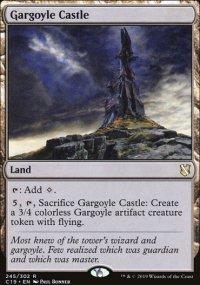 Gargoyle Castle -
