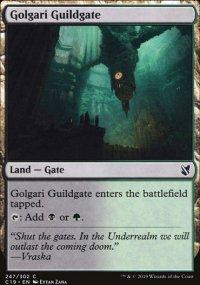 Golgari Guildgate -