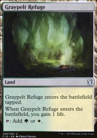 Graypelt Refuge -
