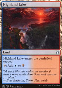 Highland Lake -
