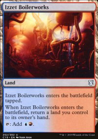 Izzet Boilerworks -