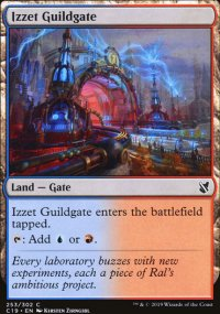 Izzet Guildgate - Commander 2019