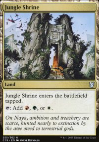 Jungle Shrine -