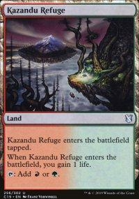 Kazandu Refuge -