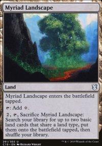 Myriad Landscape -