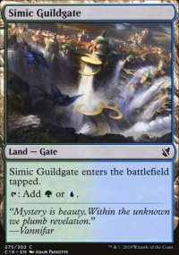 Simic Guildgate -