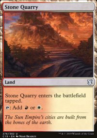 Stone Quarry -