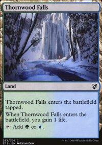 Thornwood Falls - Commander 2019