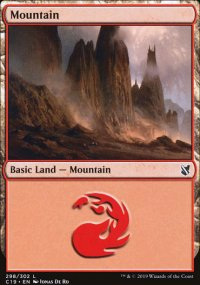 Mountain 2 - Commander 2019
