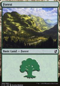 Forest 1 - Commander 2019