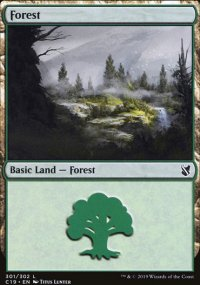 Forest 2 - Commander 2019
