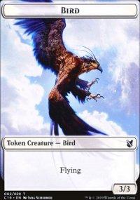 Bird - Commander 2019