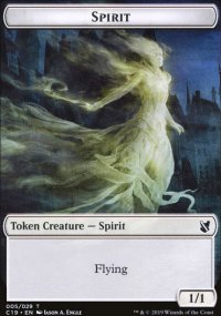 Spirit - Commander 2019