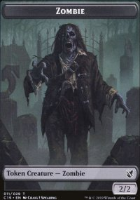 Zombie - Commander 2019