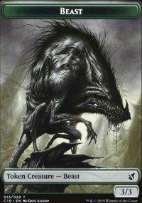 Beast - Commander 2019