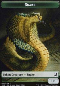 Snake - Commander 2019