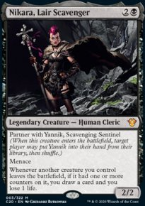 Nikara, Lair Scavenger - Commander 2020