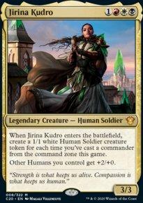 Jirina Kudro - Commander 2020
