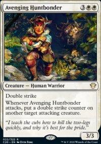 Avenging Huntbonder - Commander 2020
