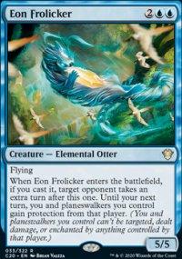 Eon Frolicker - Commander 2020