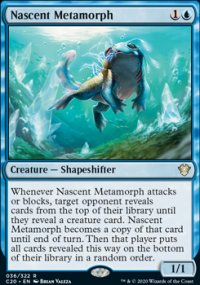Nascent Metamorph -