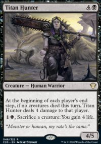 Titan Hunter -