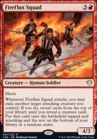 Fireflux Squad - Commander 2020