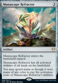 Manascape Refractor - Commander 2020