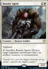 Bounty Agent -
