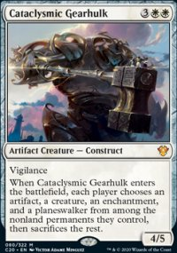 Cataclysmic Gearhulk -