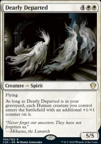 Dearly Departed -