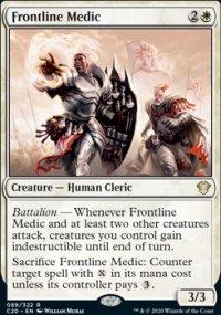Frontline Medic -