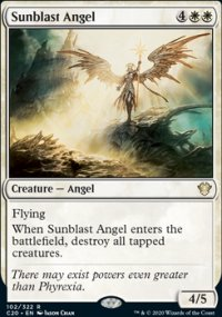 Sunblast Angel -