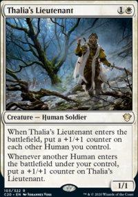 Thalia's Lieutenant -