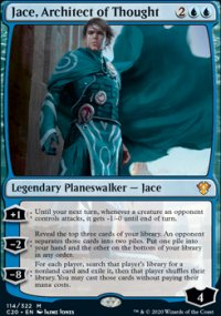 Jace, Architect of Thought -