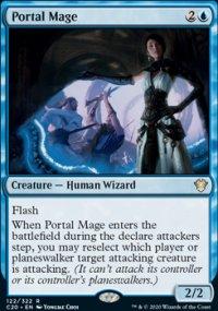 Portal Mage -