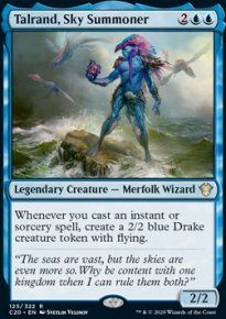 Talrand, Sky Summoner -