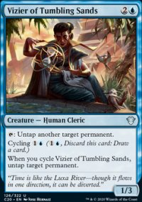 Vizier of Tumbling Sands -