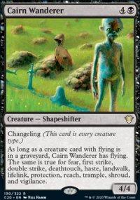 Cairn Wanderer -