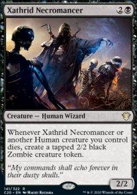 Xathrid Necromancer -