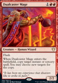 Dualcaster Mage - Commander 2020