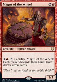Magus of the Wheel - Commander 2020