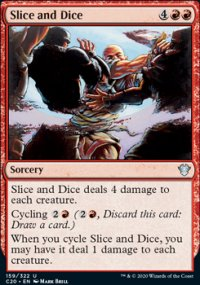 Slice and Dice -