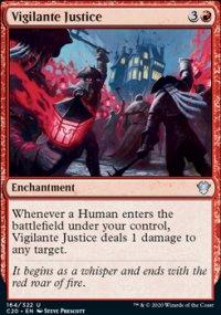 Vigilante Justice -